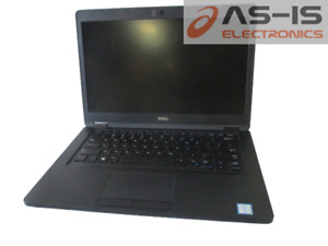 """*AS-IS* Dell Latitude E5480 14"""" i7-6600U @2.6GHz 8GB 1TB HDD WIN10 Laptop"""