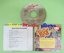 CD MITI DEL ROCK LIVE 5 ROCK'N'ROLL compilation 1993 LED ZEPPELIN (C31) no mc