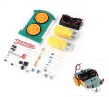 DIY Kit Chassis Robot Smart Car 2WD Coche Inteligent 2 Ruedas Robotica Arduin/o