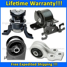 9L0104 2pc Motor Mounts fit SUV 2.0L 3.0L 2001-2004 Ford Escape Mazda Tribute
