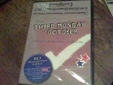 The Third Monday in October winner of the Austin Film Festival dvd