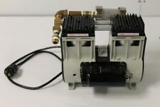 Welch Ilmvac 2585B-01 Dry Vacuum Diaphragm Pump Oil-Free