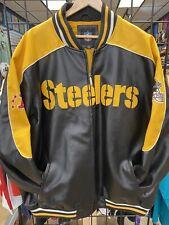 Pittsburgh Steelers Jacket Size XXL