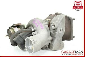 03-06 Porsche Cayenne 955 S 4.5L V8 Left Side Engine Turbo Charger Turbocharger