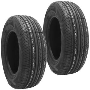 2 1855515 Budget 185 55 15 New Tyres x2 High Performance 185/55 R15
