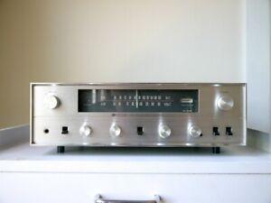 ∎ Vintage 1960s Pioneer SX-34B valve amplifier AM/FM receiver