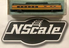 CON-COR 85' DINER PASSENGER CAR GREAT NORTHERN EMPIRE BUILDER N SCALE BRAND NEW