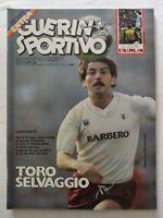 GUERIN SPORTIVO 42/1982 + FILM CAMPIONATO CALCIOMONDO TUTTOCOPPE JUVENTUS ROSSI