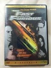 """""""The Fast And The Furious""""   DVD   Collector's Edition   Widescreen"""