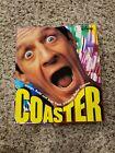 Coaster Disney Software 1993 Vintage Big Box Pc Computer Video Game W/ Manual