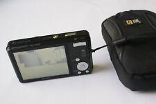 Sony CyberShot DSC-W350 HD 14.1MP Digital Camera 4x Wide Angle Zoom Carl Zeiss