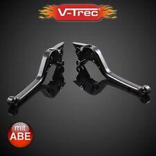 V-Trec VX Bremshebel+Kupplungshebel Set kurzlang Kawasaki Versys 1000 12-14