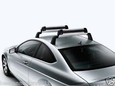 Genuine OEM Mercedes Benz E-Class C207 Coupe Roof Rack Basic Carrier