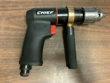 "Chief 1/2"" Professional Reversible Air Drill - 64636"