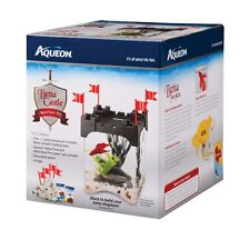 Aqueon Betta Castle Aquarium Kit Black .5gal