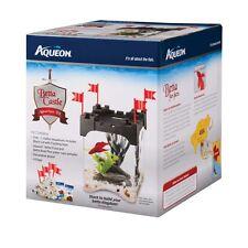 Aqueon Betta Castle Aquarium Kit Black .5gal
