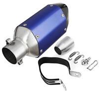 Universal Motorcycle Short Exhaust Pipe Muffler Silencer DB Killer 38-51mm