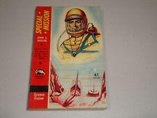 SPECIAL MISSION JOHN E. MULLER VINTAGE SCI FI JOHN SPENCER 1st PAPERBACK BOOK