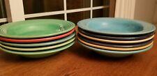 Fiestaware Vintage Deep Rimmed Bowls