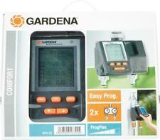 Gardena bewässerungssteuerung multicontrol Duo 01874-20 bewässerungscomputer mul