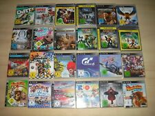 Playstation 3 Spiele ( Ratchet & Clank, Minecraft, Harry Potter ..) PS3