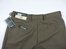 New LRL Ralph Lauren Total Comfort 100% Wool Men's Dress Pants 32x30