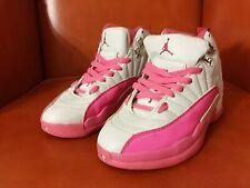 Jordan 12 vivid pink size 6