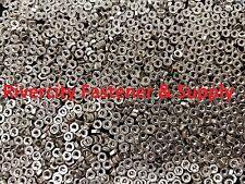 (200) M2-0.4 Metric Coarse Thread Hex Nut Stainless Steel Din 934 2mm
