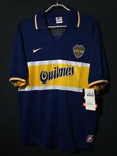 1997-1998 Boca Juniors Home Shirt soccer jersey 10 Maradona All Sizes By Nike