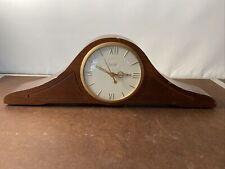 Vintage Mantle Clock : United Clock Corp : Model 280