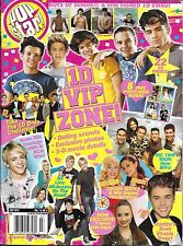 Pop Star magazine One Direction Selena Gomez Demi Lovato Justin Bieber Posters