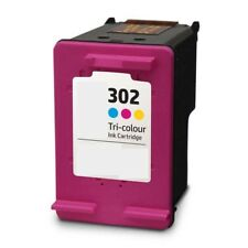 Refilled HP 302 Colour Ink Cartridge HP302 F6U65AE