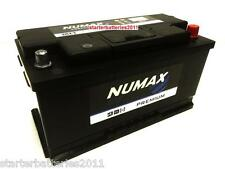 AUDI, BMW, CHRYSLER, FORD, JAGUAR, JEEP, LAND ROVER Car Battery - NUMAX TYPE 017