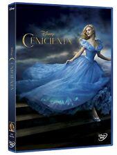 PELICULA  DVD  CENICIENTA 2015  NUEVO (SIN ABRIR)