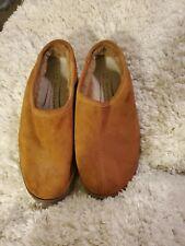 Men's Warm Slippers Suede leather Indoor Outdoor Rockport CloseToe Slippers 10
