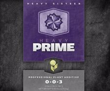 Heavy 16 Prime Concentrate 6 Gallon (23L) Hydroponic Nutrient