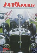 BOOK LIVRE HISTOIRE AUTOMOBILE EN FRANCE AUTOMOBILIA SPECIAL N°1 (5 N° + 320 p)