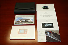 command operator's manual with case for 2001 Mercedes S-class