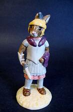 """Royal Doulton Bunnykins Db 294 """"Centurion"""" The Roman Empire Collection 4 3/4"""" H"""
