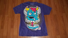Mens VURT T-Shirt LARGE skateboard SKATE