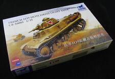 BRONCO CB35001 1/35 French H39 Hotchkiss Light Tank