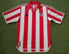 ATHLETIC BILBAO SPAIN 1999/2001 FOOTBALL SHIRT ADIDAS S SIZE VINTAGE