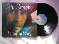 STU STEVENS LP STORIES IN SONG young blood sysb 3009