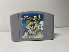 Nintendo 64 (snowboard Kids 2, 1999)- Cleaned & Tested Authentic