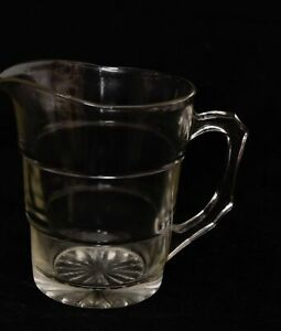 Unbranded Bee Hive Shape Glass Jug Pitcher