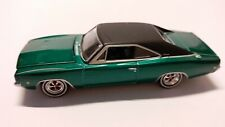 GREENLIGHT 1968 DODGE CHARGER R/T GREEN MACHINE