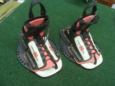 Hydroslide Junior Boot Wakeboard Jr Chaser - pair of boots - very good condition