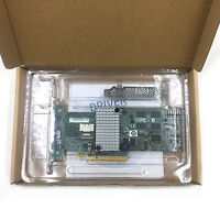 LSI MegaRAID SATA / SAS 9260-4i 6Gb/s PCIe 2.0 RAID Controller Card Low Profile