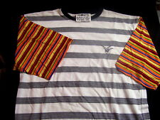 New listing Ultra Rare Vintage 90's Disorder Multi Colored T-Shirt New Never Worn Usa Made