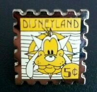 Disney Pin 62957 DLR - 2008 Hotel Hidden Mickey Stamp Collection - Goofy 5 Cent